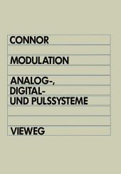Modulation: Analog-, Digital- und Pulssysteme