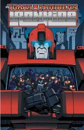 Transformers: Ironhide