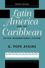 Latin America And The Caribbean In The International System