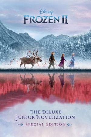 Frozen 2 Junior Novelization  Random House