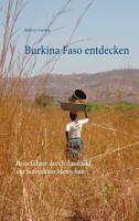Burkina Faso entdecken PDF