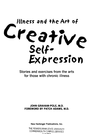Illness and the Art of Creative Self expression PDF