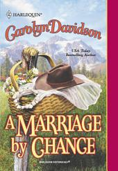 A Marriage By Chance