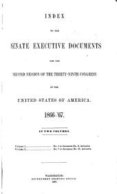Senate Documents: Volume 2; Volume 233