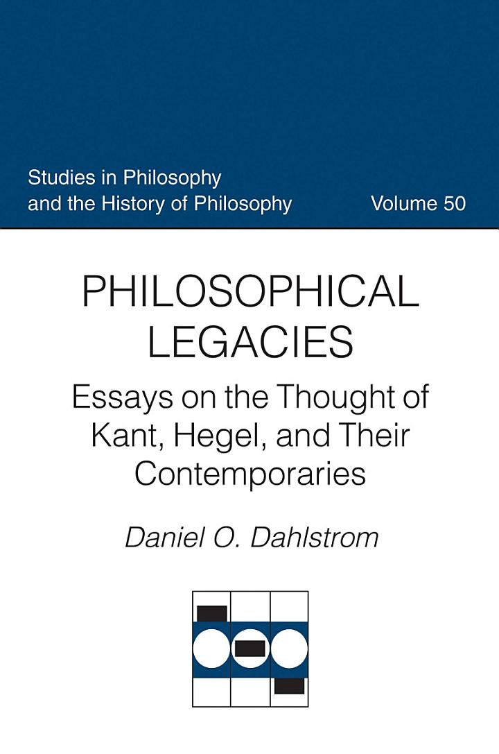 Philosophical Legacies