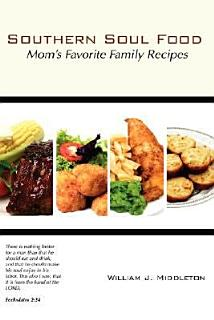 Southern Soul Food Book
