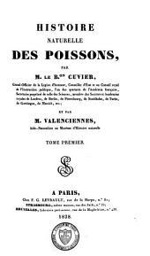 Histoire naturelle des poissons: Volume1