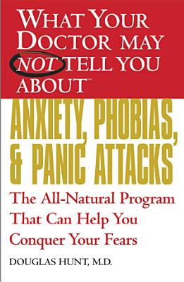 What Your Doctor May Not Tell You About TM  Anxiety  Phobias  and Panic Attacks