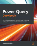 Power Query Cookbook