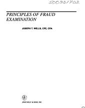 Principles of Fraud Examination PDF