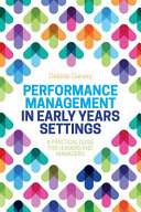Performance Management in Early Years Settings PDF