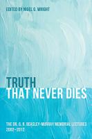Truth That Never Dies PDF