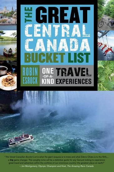 The Great Central Canada Bucket List PDF