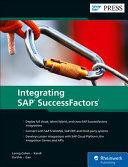 Integrating SAP SuccessFactors PDF