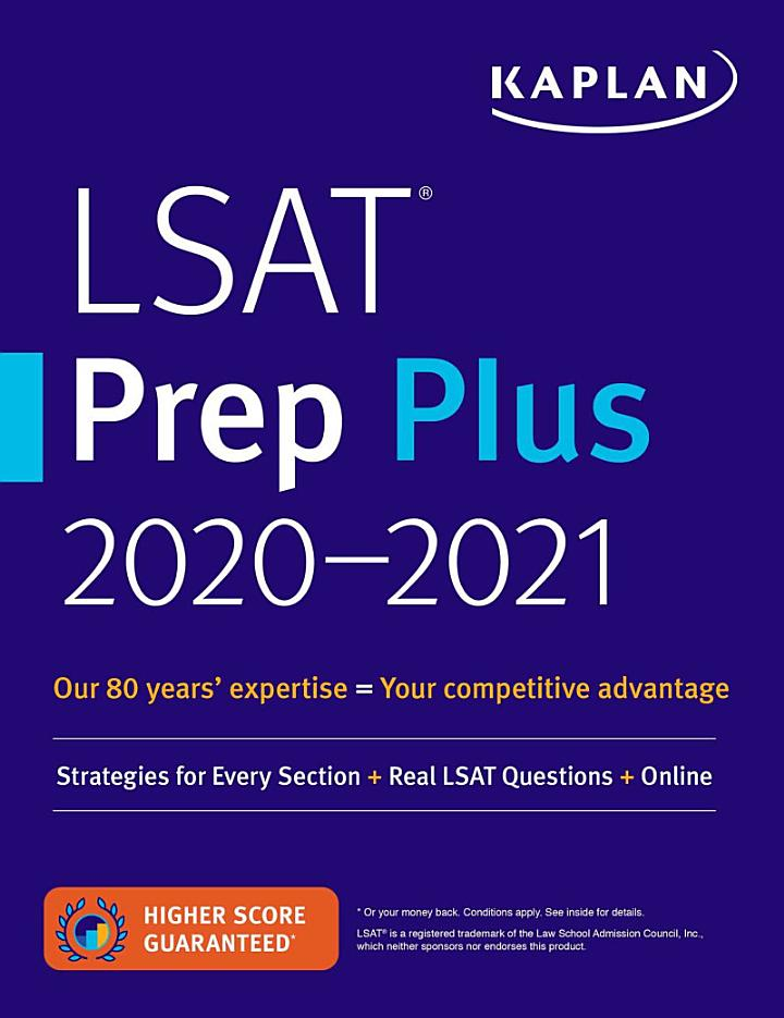 LSAT Prep Plus 2020-2021