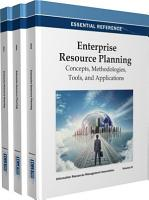 Enterprise Resource Planning  Concepts  Methodologies  Tools  and Applications PDF