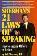 Sherman s 21 Laws of Speaking