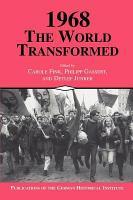 1968  The World Transformed PDF