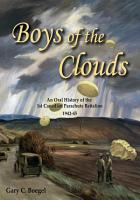 Boys of the Clouds PDF