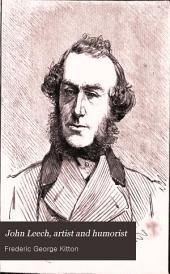 John Leech, Artist and Humorist: A Biographical Sketch