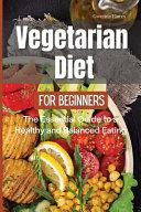 Vegetarian Diet for Beginners PDF
