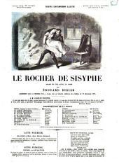 Le rocher de Sisyphe: drame en cinq actes, en prose