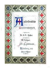"""""""Die"""" Wappen der außerdeutschen Souveraine und Staaten"""