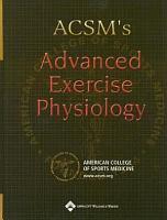 ACSM s Advanced Exercise Physiology PDF
