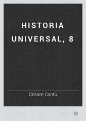 Historia universal, 8