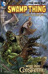 Swamp Thing (2011-) #22