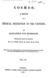 Cosmos: A Sketch of a Physical Description of the Universe, Volume 4