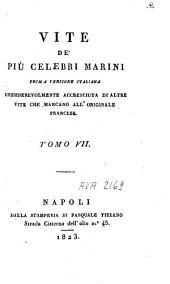 Vite de' più celebri marini: prima versione italiana considerevolmente accresciuta di altre vite che mancano all'originale francese, Volume 4