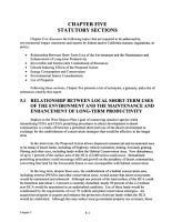 West Mojave  a Habitat Conservation Plan and California Desert Conservation Area Plan Amendment PDF