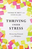 Thriving Under Stress PDF