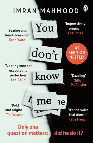 Download You Don t Know Me Book