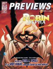 Previews October 2014 Issue 313: Issue 313