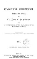 EVANGELICAL CHRISTENDOM  CHRISTIAN WORK  AND THE NEWS OF THE CHURCHES PDF