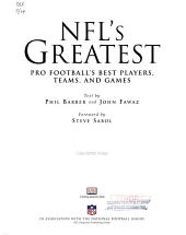 NFL s Greatest PDF