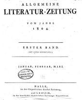 Allgemeine Literatur-Zeitung: Band 1