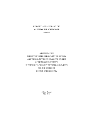 Kennedy  Adenauer and the Making of the Berlin Wall  1958 1961 PDF