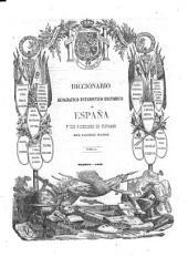 Diccionario geografico-estadistico-historico de España y sus posesiones de ultramar: ALI - ARZ, Volumen 2