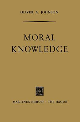 Moral Knowledge