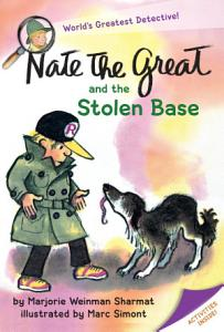 Nate the Great and the Stolen Base Book