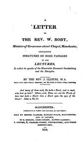 A Letter to the Rev. John Grundy ... in reply to his Appendix, addressed to the Members of the New Jerusalem Church