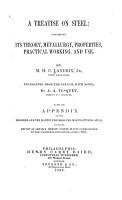 A Treatise on Steel PDF