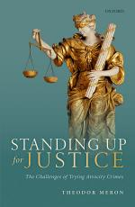 Standing Up for Justice