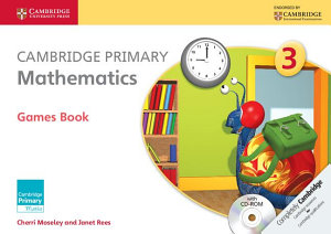 Cambridge Primary Mathematics Stage 3 Games Book With Cd Rom Book PDF