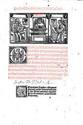 P. Ouivii Nasonis metamorphoseos: Ouidii quindecim metamorphoseos libri