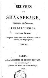 Oeuvres de Shakespeare: Volume6