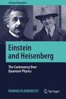 Einstein and Heisenberg PDF